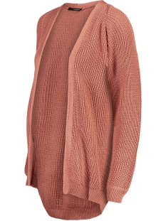 SuperMom Positie vest S0901CARDIGAN LS CANYON ROSE Canyon Rose