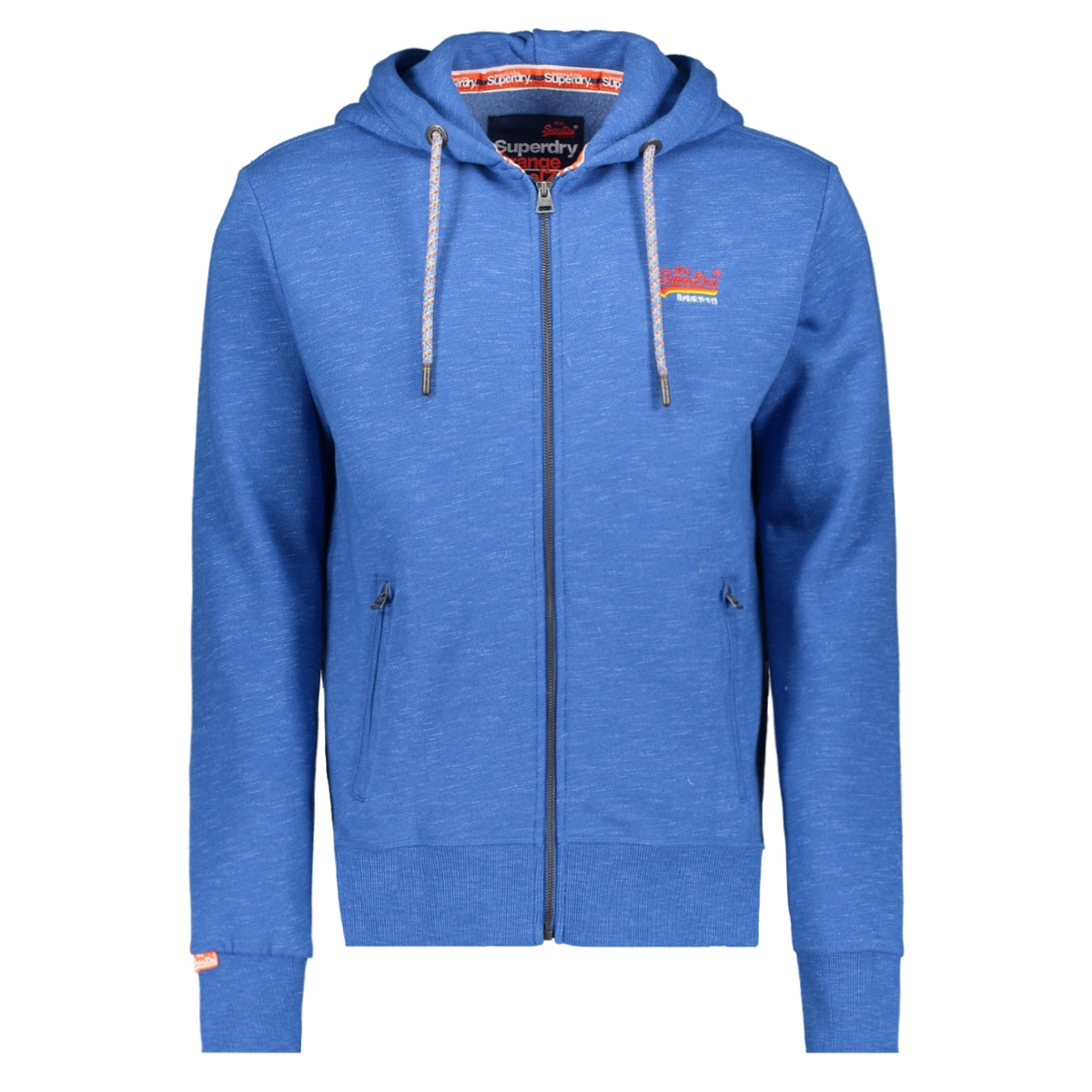 m20102at cali ziphood superdry vest royal blue feeder