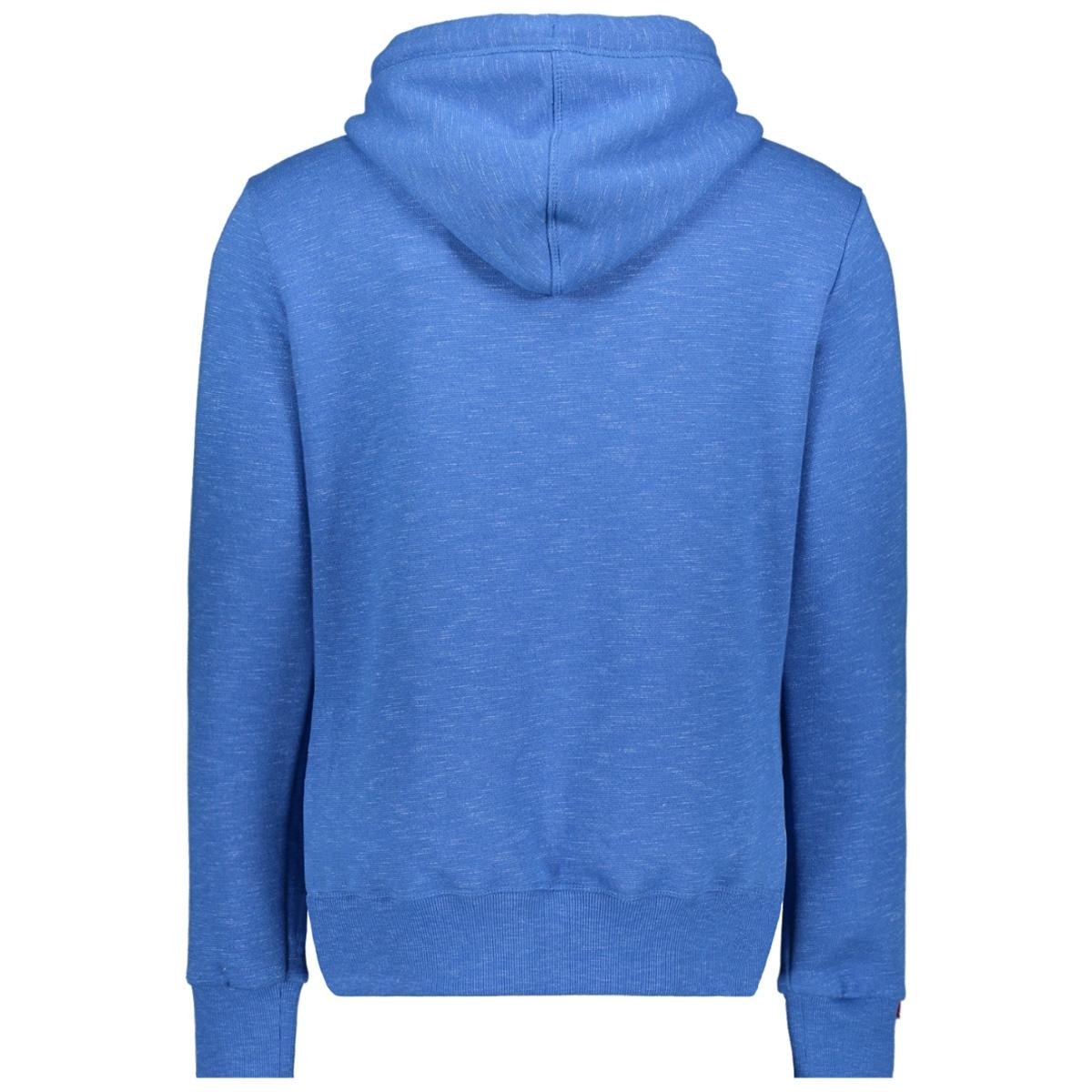 m20102at cali ziphood superdry vest royal blue feeder