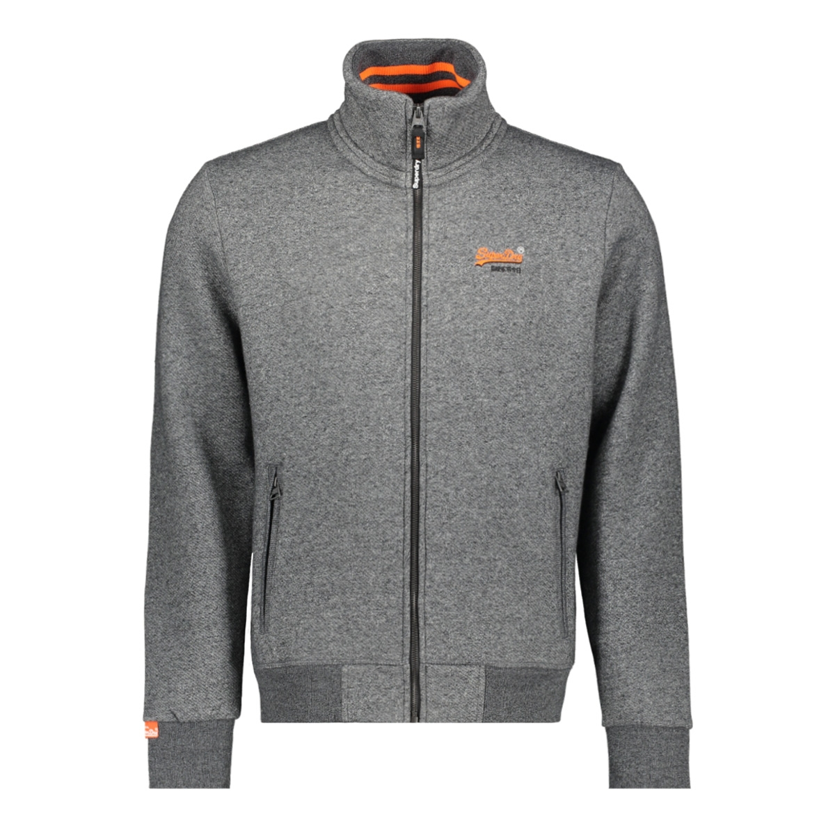 m20109at superdry vest grey twill