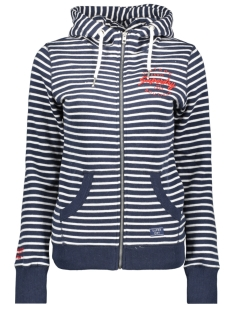 Superdry Vest G20302AT MYSTIC NAVY STRIPE