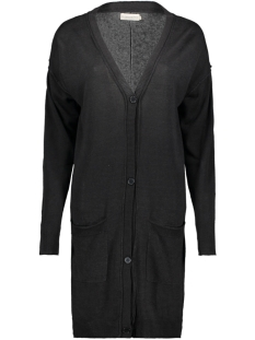 My Favourite Piece Vest LISA CARDIGAN 99040203 NEARLY BLACK