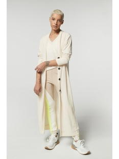 oversized linen cardigan 20 859 9103 10 days vest winter white