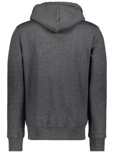 sweat shirt shop magma panel z  m2000049b superdry vest black grit
