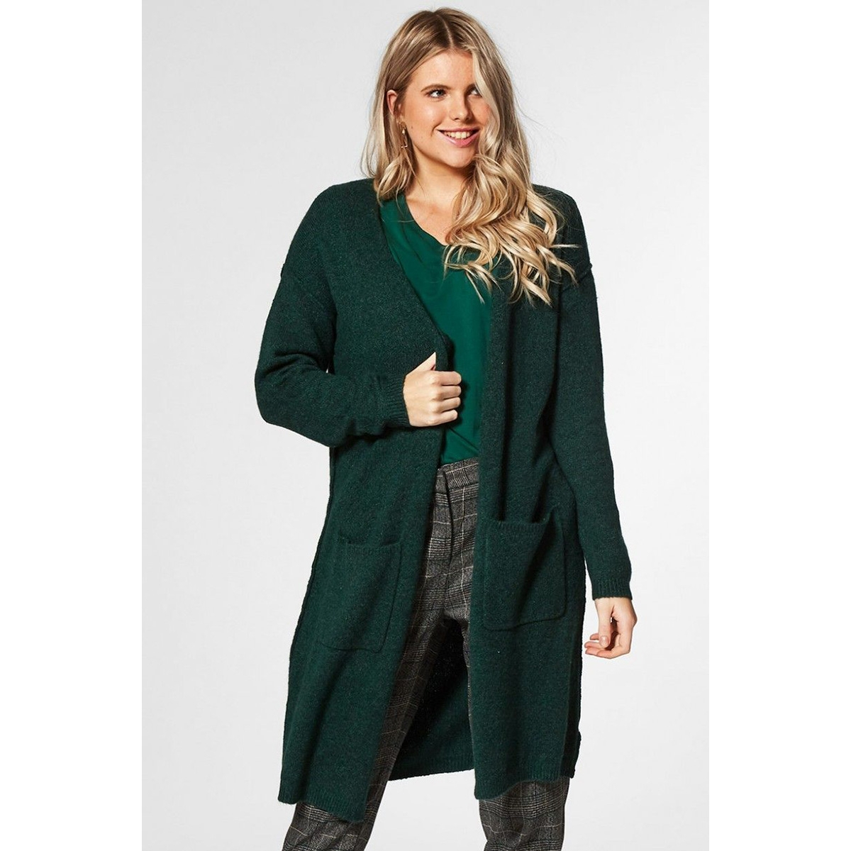 nowy cardigan  w19 91 6260 circle of trust vest emerald green