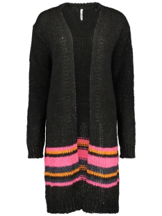 rianne knitted cardigan 194 zoso vest black
