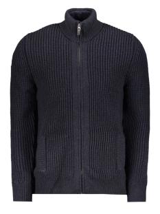 Superdry Vest ZIP THROUGH CARDIGAN M6100011A DOWHILL NAVY TWIST