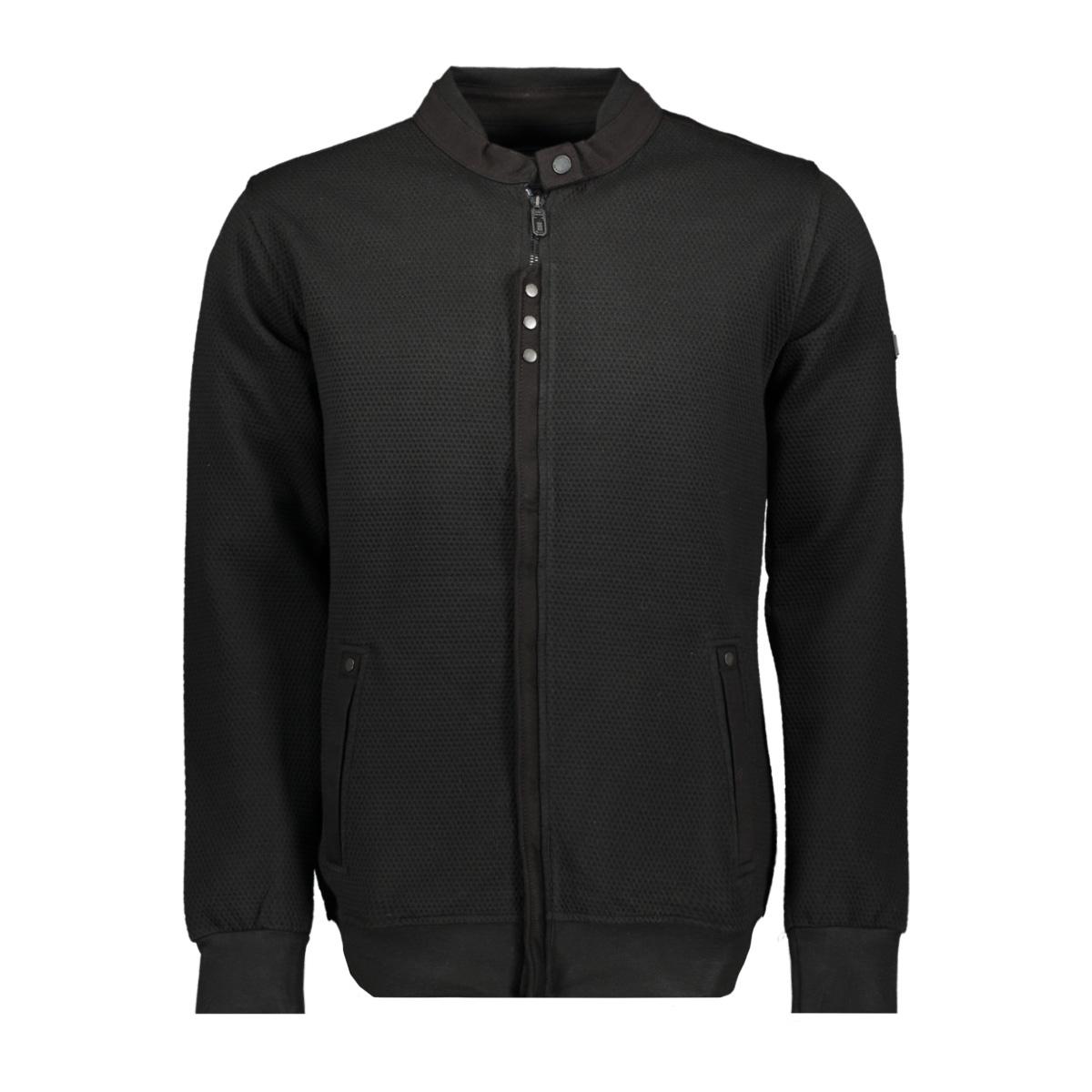 42340 gabbiano vest black