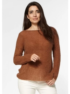 Circle of Trust Trui DEB CARDIGAN S20 83 8030 TOFFEE