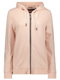 Superdry Vest ZIPHOOD W2010009A DUSTY PINK