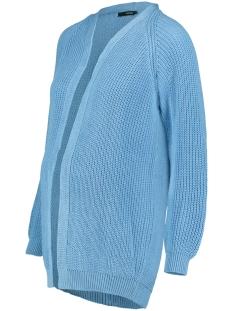 SuperMom Positie vest CARDIGAN IS BLUE 20210310 P514 PLACID BLUE