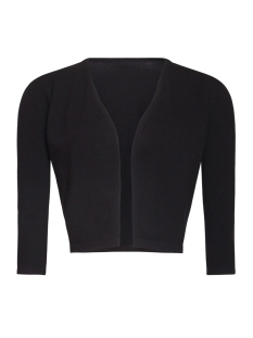 Smashed Lemon Bolero CARDIGAN 90001 BLACK