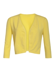 Smashed Lemon Bolero CARDIGAN 90001 YELLOW