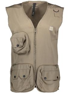 utility vest 20 512 0203 10 days gilet 1086 dark safari