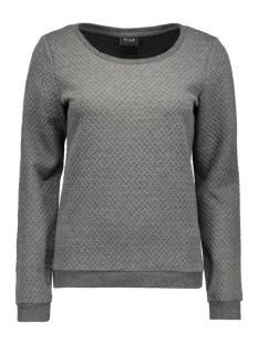 VINAJA SWEAT TOP 14036052 Medium Grey Melange