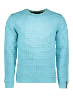 NO-EXCESS Sweater 80101107 153 Pacific