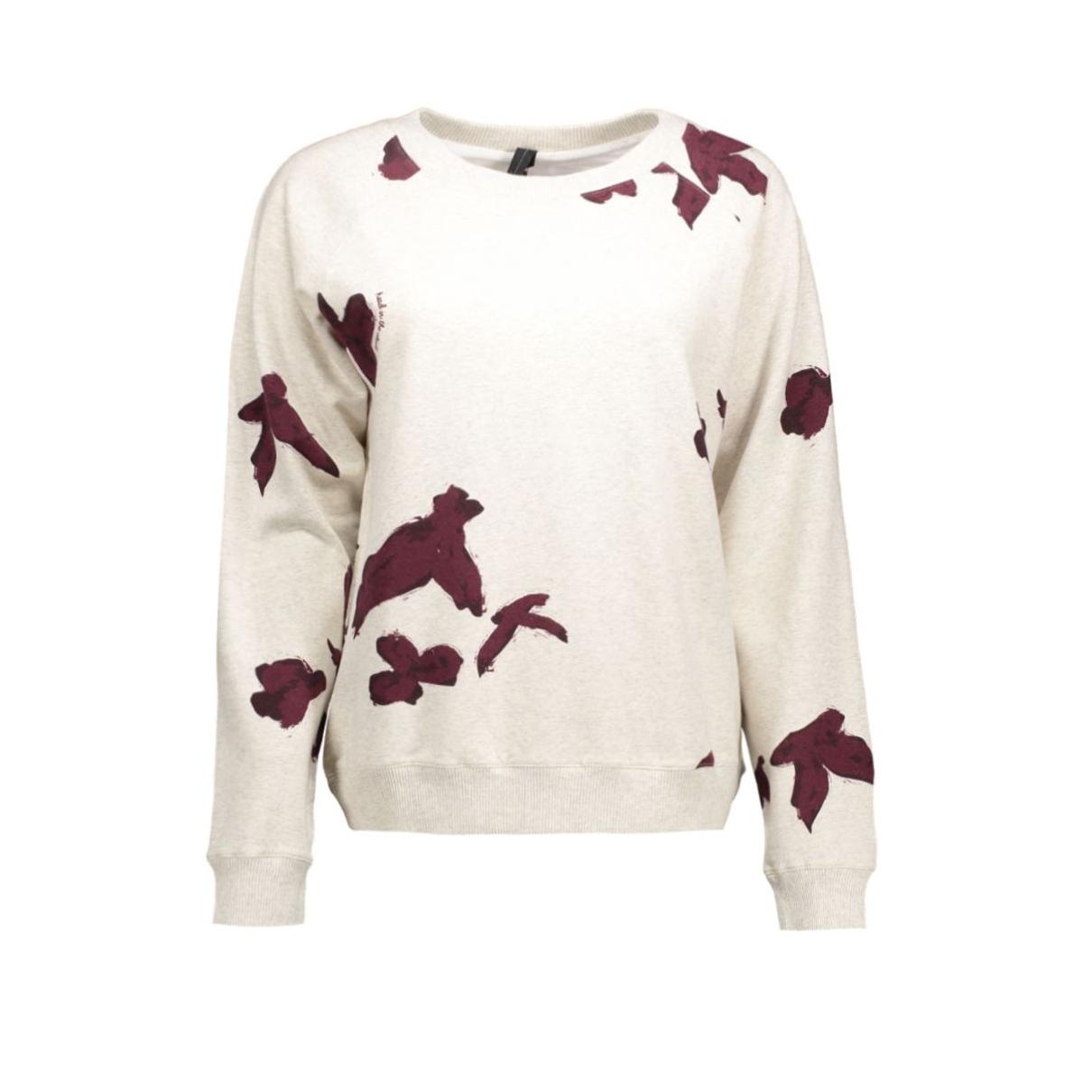 16wi805 10 days sweater soft white