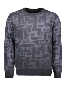 Garcia Sweater S61065 66 Grey Melee