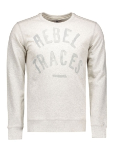 Garcia Sweater S61060 625 White Melee