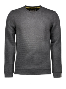 NO-EXCESS Sweater 78100701 103 antra melange