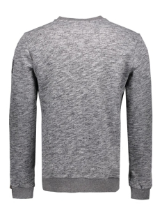 78130704 no-excess sweater grey melange