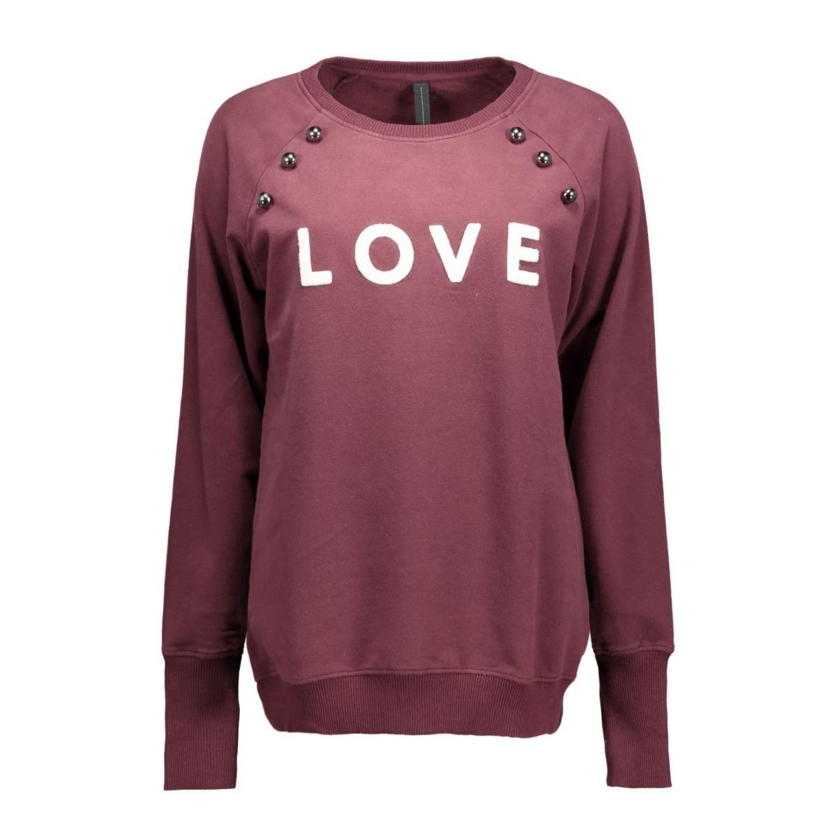 16wi803 10 days sweater bordeaux