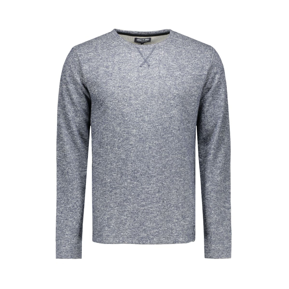 hw16.16.1542 jordan sweat circle of trust sweater frosted navy