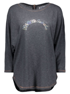 Reece Sweaters 865605 HEATHER SWEAT 9005 Dark Grey