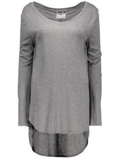 869619 JADE LONGSLEEVE 9005 Dark Grey