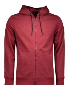 Only & Sons Vest onsFISKE ZIP HOODIE NOOS 22004472 Rosewood