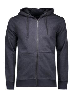 onsfiske zip hoodie noos 22004472 only & sons vest dark navy