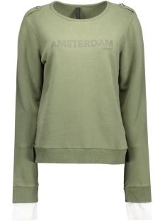 16wi801 10 days sweater artichoke