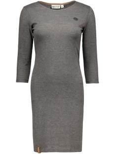 1601-0617-084 naketano jurk antraciet mel