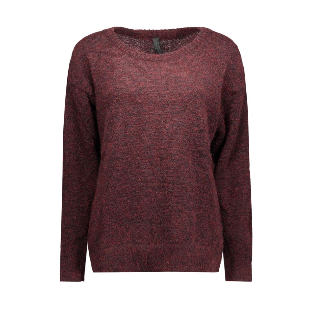 16wi603 10 days sweater bordeaux