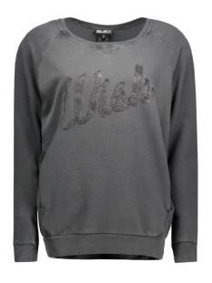 Juul & Belle Sweater WISH SWEAT Black