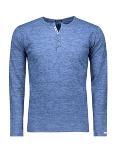Key Largo T-shirt LS00184 1208 Blue
