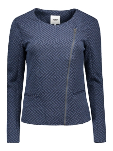 OBJTAMARA L/S SWEAT BLAZER 23023452 sky captain