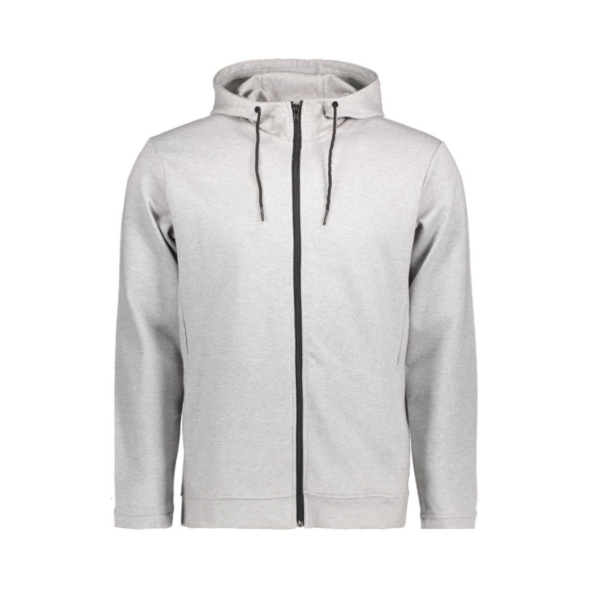 onsholden zip hood 22004216 only & sons vest light grey melange