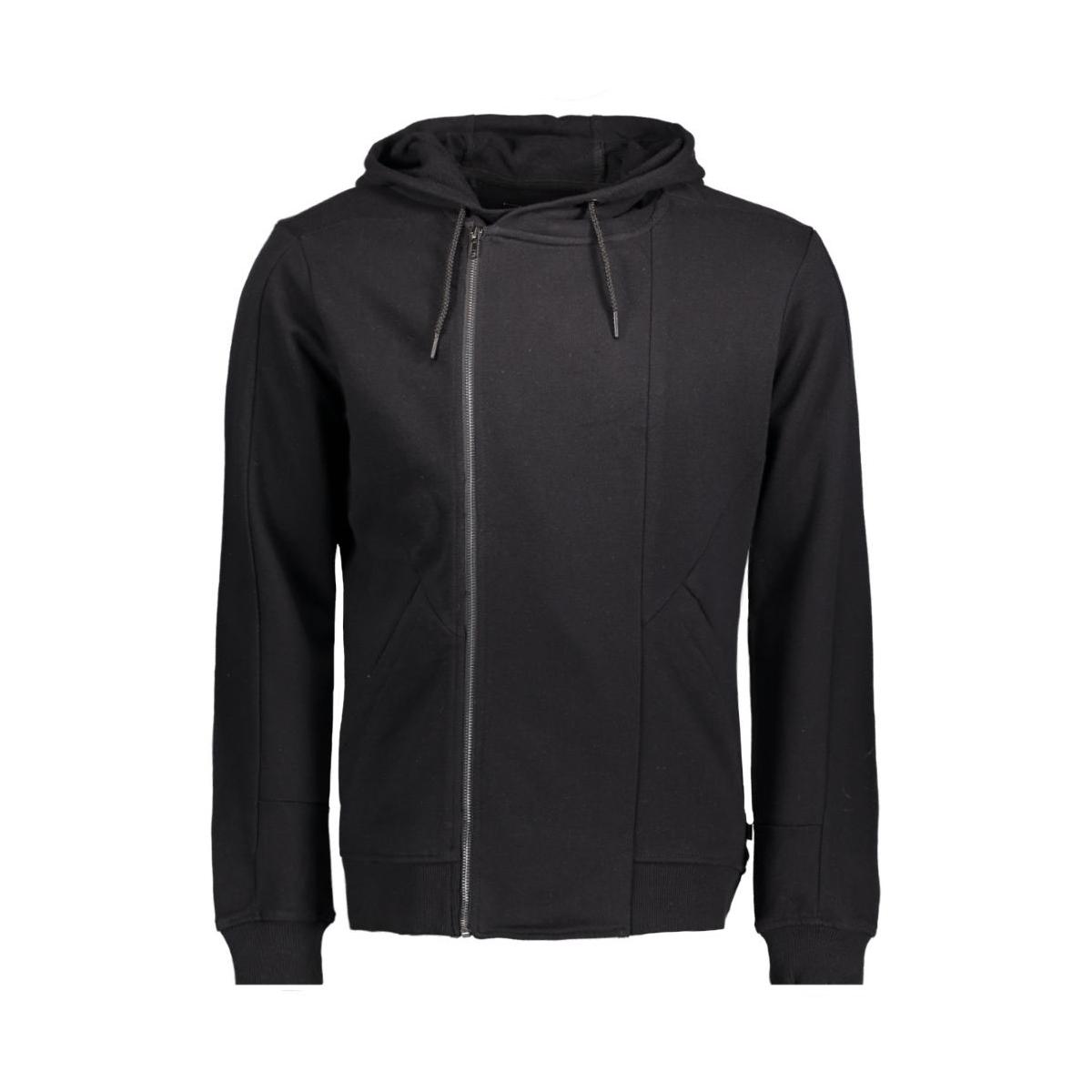 onsfirminho biker hoodie 22004536 only & sons vest black