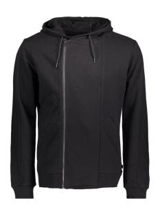 Only & Sons Vest onsFIRMINHO BIKER HOODIE 22004536 black