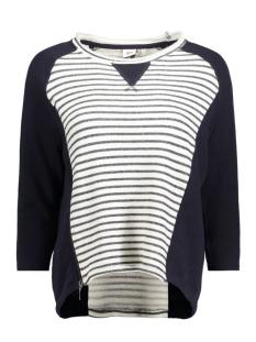 Object Sweater OBJSAMMY JULIE L/S SWEAT PULLOVER .I 87 23023242 Sky Captain