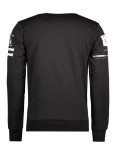 1488 gabbiano sweater zwart