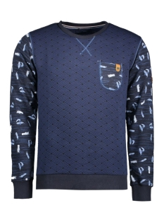 4006 gabbiano sweater navy