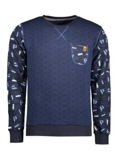 Gabbiano Sweater 4006 navy
