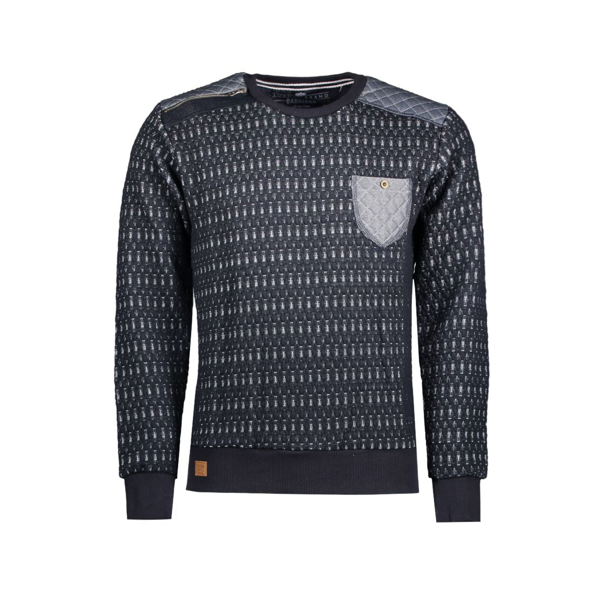 5410 gabbiano sweater navy