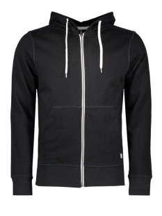 Jack & Jones Vest JORSTORM SWEAT ZIP HOOD BASIC NOOS 12114955 Black