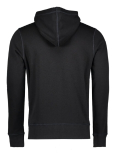 jorstorm sweat zip hood basic noos 12114955 jack & jones vest black