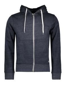 jorstorm sweat zip hood basic noos 12114955 jack & jones vest navy blazer
