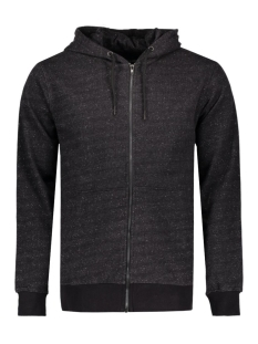 Only & Sons Vest onsFISKE ZIP HOODIE NOOS 22004472 Dark grey melange