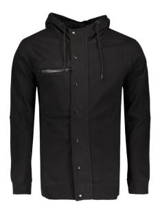 Only & Sons Vest onsBAINES ZIP HOODIE 22004913 Black